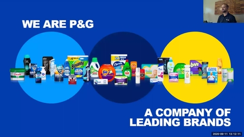 Thumbnail for entry Proctor & Gamble Information Session for the iSchool at Illinois