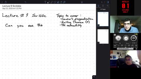Thumbnail for entry CS/ECE 374 AL1/BL1 - Lecture 9 - Undecidability