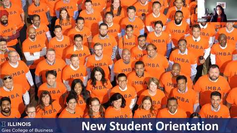Thumbnail for entry New Student Orientation: Fall 2020 Cohort - 3-26-2020