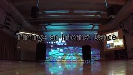 Thumbnail for entry Timings: An Internet Dance —full length version