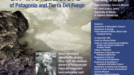 Thumbnail for entry Jorge Rabassa, Climate Change and the Glaciers of Patagonia, MillerComm2016