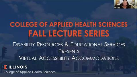 Thumbnail for entry AHS Fall Lecture Series_DRES