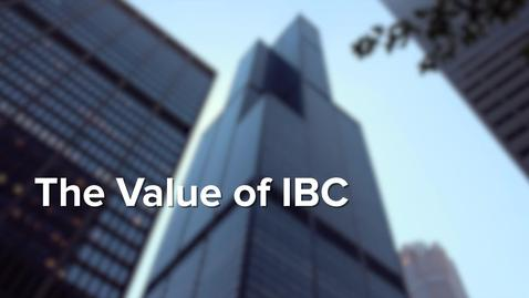 Thumbnail for entry The Value of IBC