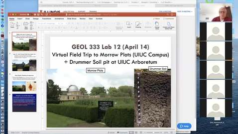 Thumbnail for entry Lab11 on April 7 - Student Soil Presentations