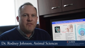Thumbnail for entry Rodney Johnson - Department of Animal Sciences