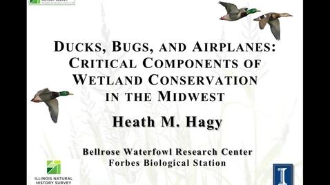 Thumbnail for entry NRES 2015 Fall Seminar Series - Heath M. Hagy