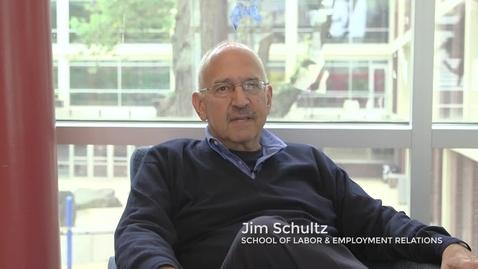Thumbnail for entry Jim Schultz