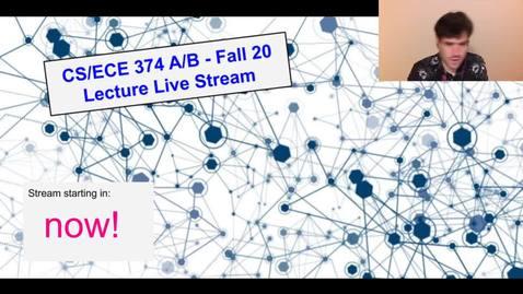 Thumbnail for entry CS/ECE 374 AL1/BL1 - Lecture 6 - Fooling Sets