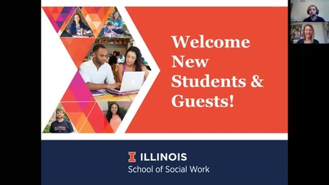 Thumbnail for entry Social Work NSR Virtual College Welcome 2021