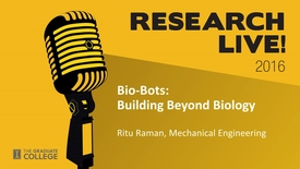 Thumbnail for entry Research Live 2016 - Ritu Raman