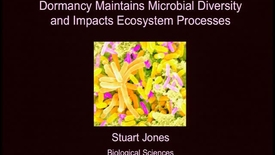 Thumbnail for entry NRES 2011 Fall Seminar Series - Stuart Jones