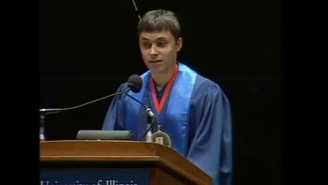Thumbnail for entry 2007 - Jawed Karim, Commencement Address