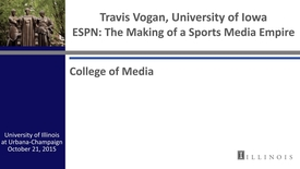 Thumbnail for entry ESPN: The Making of a Sports Media Empire