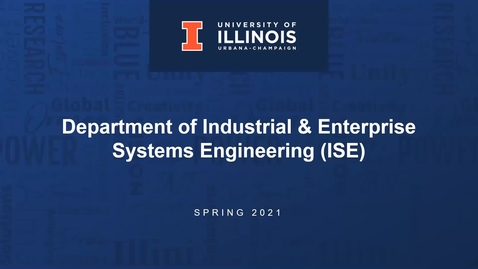 Thumbnail for entry ISE Information Day: Autonomous Unmanned Vehicle Systems Lab