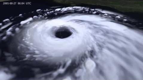 Thumbnail for entry Hurricane Katrina NCSA NCAR