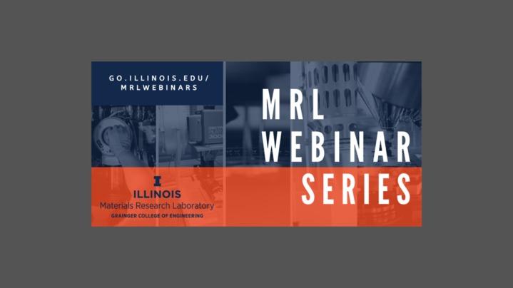Thumbnail for channel MRL_Webinars
