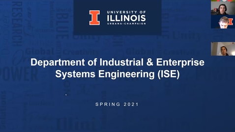 Thumbnail for entry ISE Information Day: Data Analytics