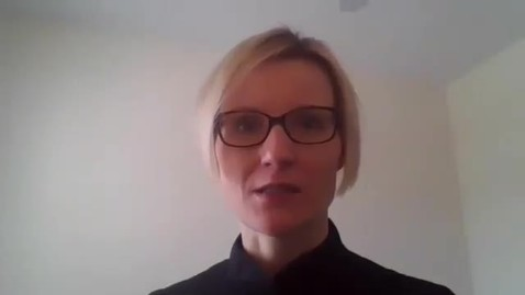 Thumbnail for entry Advertising Assistant Professor Ewa Maslowska