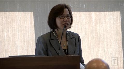 Investiture of Clara M. Chu