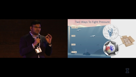 Thumbnail for entry 2019 Research Live! Mayank Boob: Two Ways to Fight Pressure