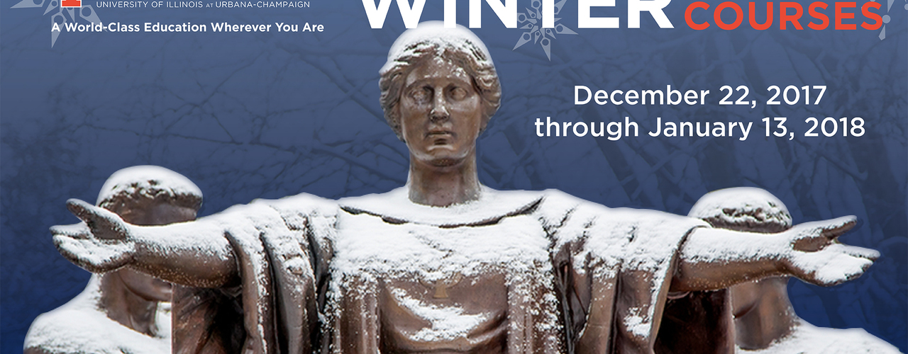 Illinois Online Winter Session 2017 Promotional Video