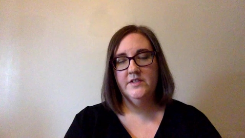 Thumbnail for entry Advertising Assistant Professor Amanda Mabry-Flynn