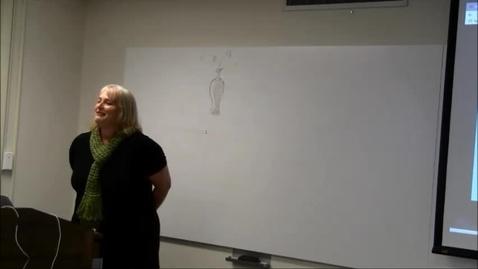 Thumbnail for entry LAS Teaching Academy   Ann Abbott - Service Learning in LAS