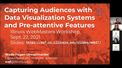 Thumbnail for entry Capturing Audiences with Data Visualization Systems and Pre-attentive Features