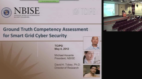 Thumbnail for entry Ground Truth Competency Assessment for Smart Grid Cyber Security