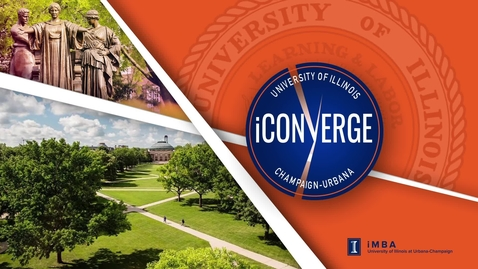 Thumbnail for entry iConverge Welcome from the Illini Union