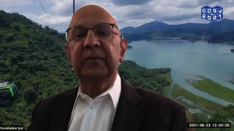 Thumbnail for entry DSN21 Jean-Claude Laprie Award - Ravishankar Iyer acceptance on behalf