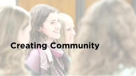 Thumbnail for entry LER's online MHRIR program, Creating Community