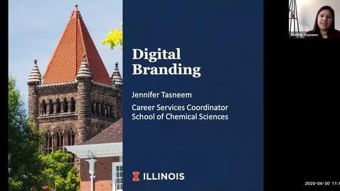 Thumbnail for entry Digital Branding Workshop