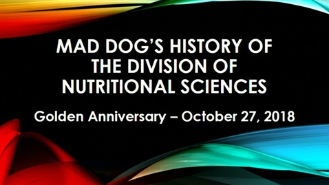 Thumbnail for entry DNS 50th Anniversary | History of DNS | James L. Robinson