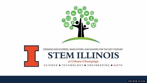 Thumbnail for entry STEM Illinois Communiversity Think and Do Webcast.  Mental Health TechUp. Dr. Sadiq Patel