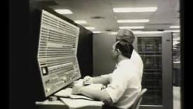Thumbnail for entry Digital Computer Lab in the 1960s