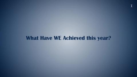 "Thumbnail for entry MSA Program: Celebrating the  ""New"" You"