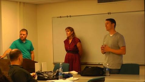 Thumbnail for entry Teaching Online in LAS: Eric Snodgrass pt3