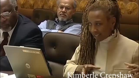 Thumbnail for entry Question Two Discussion: Kimberle Williams Crenshaw