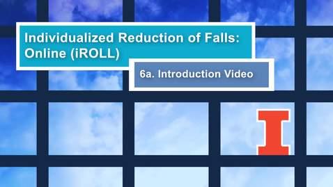 Thumbnail for entry iRoll Mod 6 - Vid 6a - v1
