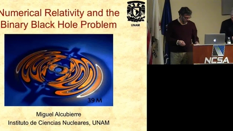 Thumbnail for entry Numerical Relativity and the Binary Black Hole Problem