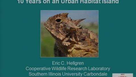 Thumbnail for entry NRES 2013 Spring Seminar Series - Eric C. Hellgren
