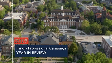 Thumbnail for entry The Illinois Professional: 2019 Year in Review