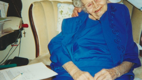 Thumbnail for entry Mary Monahan Oral History