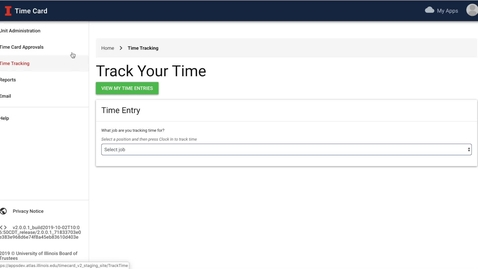 Thumbnail for entry ATLAS TimeCard - How To Add A New Group