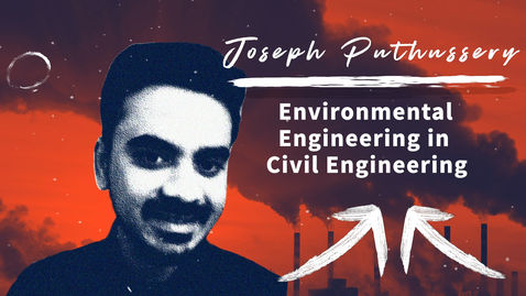 Thumbnail for entry Research Live 2021! 3rd Place Winner- Joseph Puthussery: Ambient Particulate Matter Induced Toxicity