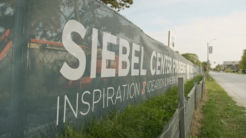 Thumbnail for entry Siebel Center for Design: Can You See Yourself Here?