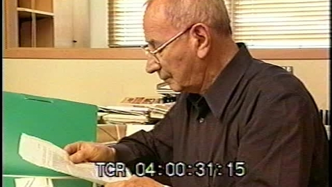 Thumbnail for entry Yitzchak Moore Interview (Part I)