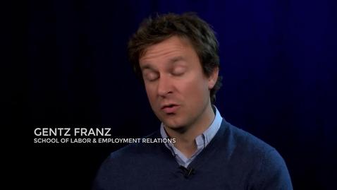 Thumbnail for entry Gentz Franz