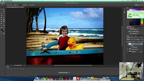 Thumbnail for entry MDIA290 - Adobe Photoshop cloning tool